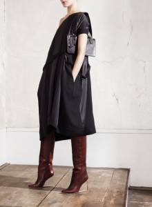 mmm-x-hm-women-lookbook-Horizontal dress 2 - saved by Chic n Cheap Living