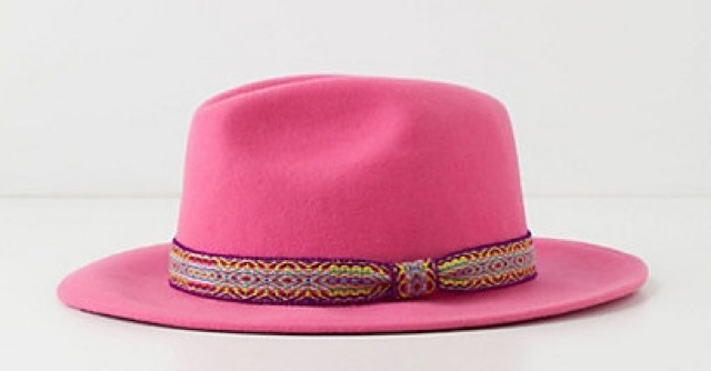 Anthropologie Loja panama hat - saved by Chic n Cheap Living