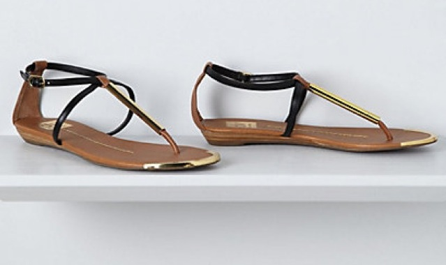 Anthropologie Tumbaga sandals - saved by Chic n Cheap Living